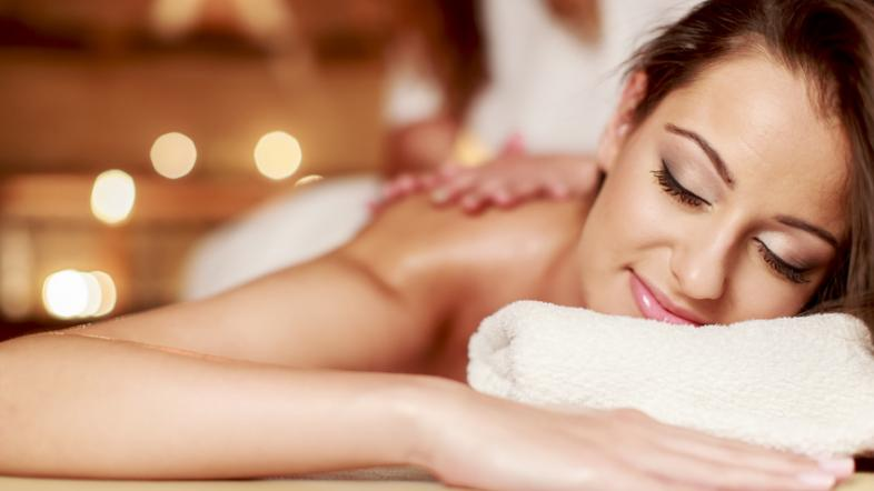 Soin et massage femme